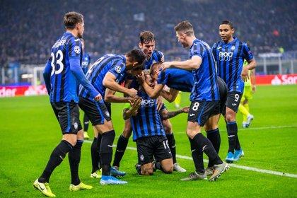 El Atalanta reacciona en el derbi contra el Brescia