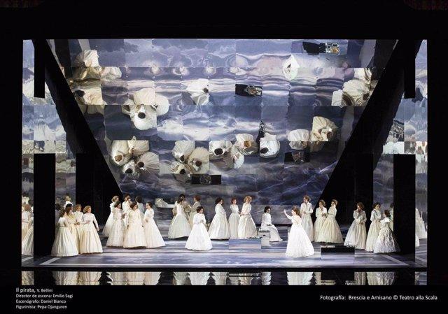 Il Pirata/Teatro Real