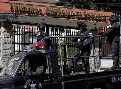 Bolivia.- La primera jornada de recepción de candidaturas para vocal del TSE de Bolivia cierra sin postulantes