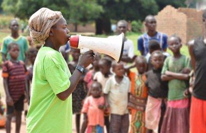 La lucha de Sylvie Ngonda: apoyar a las víctimas pero también a los verdugos en RCA