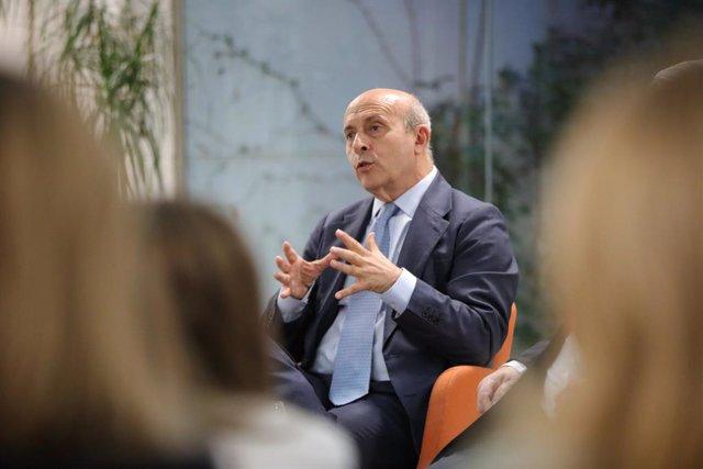 L'exministre d'Educació, José Ignacio Wert. (Arxiu)