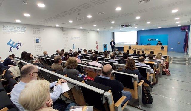Una de las intervenciones del meetup celebrado en el CEEIM