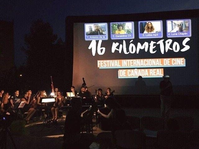 Imagen de archivo del Festival 16 Kilómetros de Cañada Real.
