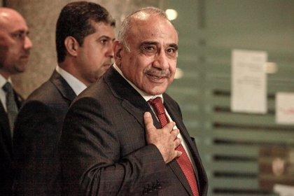 Irak.- El Parlamento de Irak acepta la dimisión de Adel Abdel Mahdi como primer ministro del país