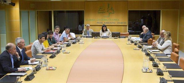 Reunión de la ponencia de autogobierno