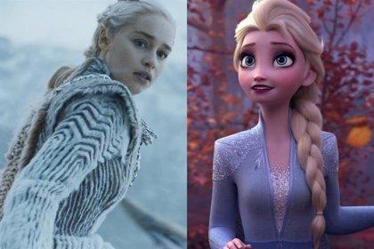 Así sería Emilia Clarke como Elsa en un remake de Frozen en imagen real
