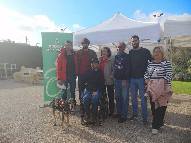La consellera de Asuntos Sociales y Deportes, Fina Santiago, ha participado en la II edición de la Jornada de Deporte Adaptado, que organiza la Conselleria junto con la Federación de Deportes Adaptados de Baleares