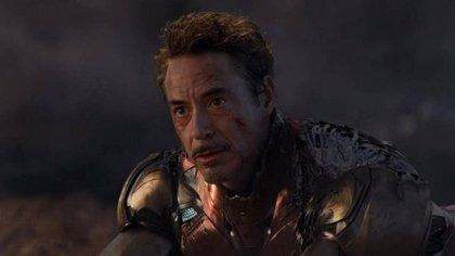 Así era el final alternativo de Vengadores Endgame con otro destino para Iron Man (Tony Stark)