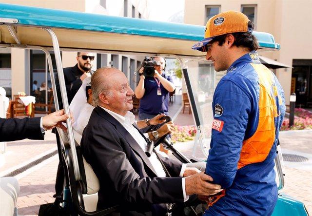 """Fórmula 1/GP Abu Dabi.- Sainz: """"Hemos tenido que arriesgar y ha salido a la perf"""