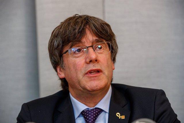 Carles Puigdemont. (Arxiu)