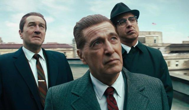 El irlandés, lo nuevo de Martin Scorsese
