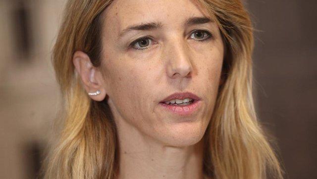 La portaveu del Partit Popular al Congrés, Cayetana Álvarez de Toledo.