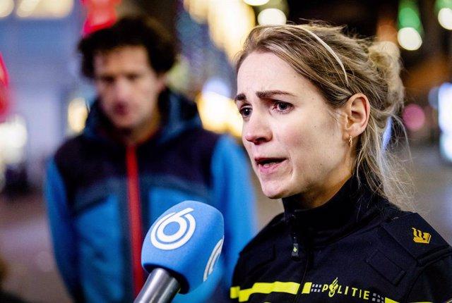 Una portaveu de la Policia holandesa.