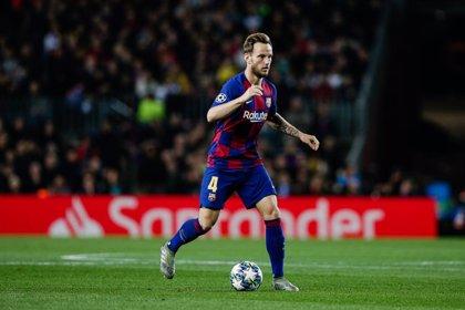 """Rakitic: """"Quiero disfrutar y si puede ser en el Barcelona mejor"""""""