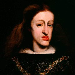 Rey Carlos II.