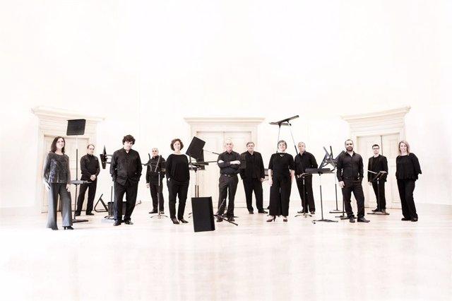 El Grupo de Música Contemporánea de Lisboa estrena en Badajoz una obra de Río-Pa