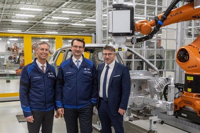 Inversión de BMW en su planta de Dingolfing (Alemania)
