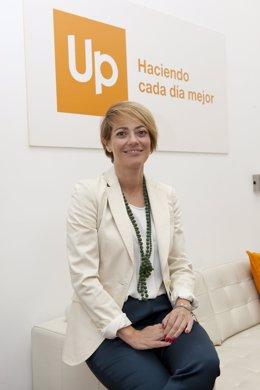 COMUNICADO: Ana Isabel Iglesias, nueva CEO de Up SPAIN