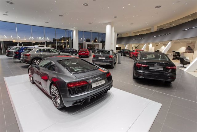 Audi Center Madrid Nord