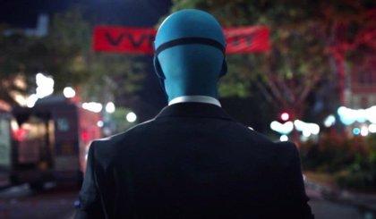 Doctor Manhattan pone todo Watchmen patas arriba