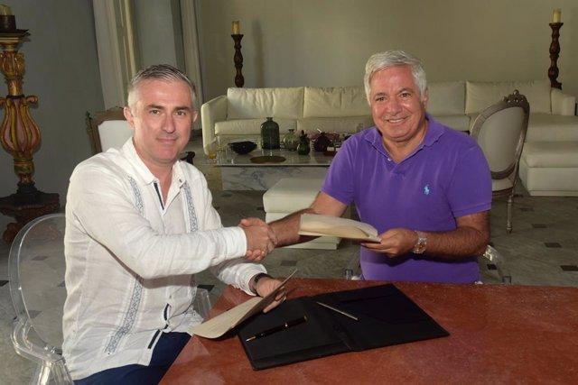 Economía/Empresas.- BlueBay Hotels y Grupo Aviatur acuerdan una alianza estratég