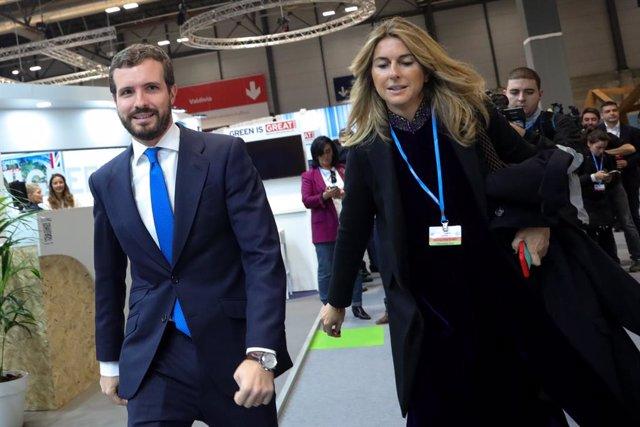 """COP25.- Casado asegura que el compromiso del PP en materia climática es """"inequív"""