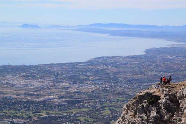 Pico de la Concha Marbella