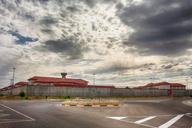 Imatges del Centre Penitenciari Madrid III