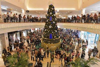 intu Xanadú inaugura su Navidad más mágica