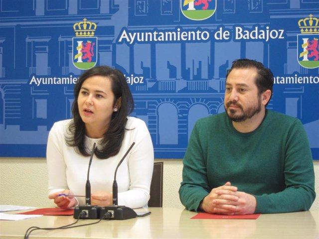 Presentación de los concursos del Carnaval de Badajoz