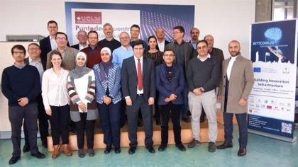 UCLM reúne en Albacete a miembros del proyecto BITCOIN-JO para abordar una mejor formación del profesorado de Jordania