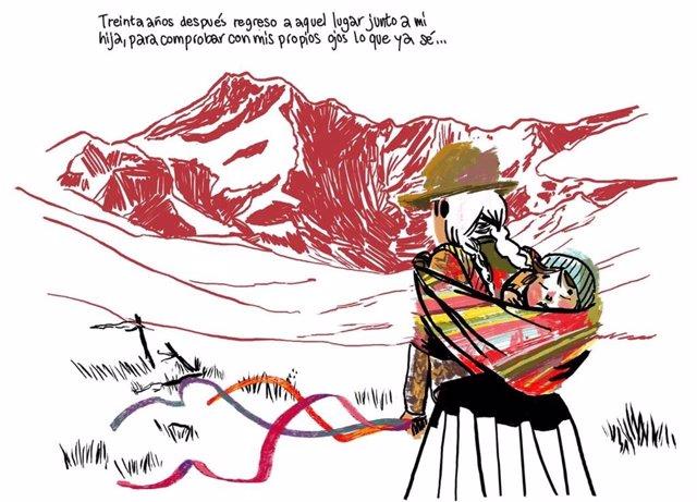 """Cultura.- La Nau presenta un cómic sobre el cambio climático con """"grandes nombre"""