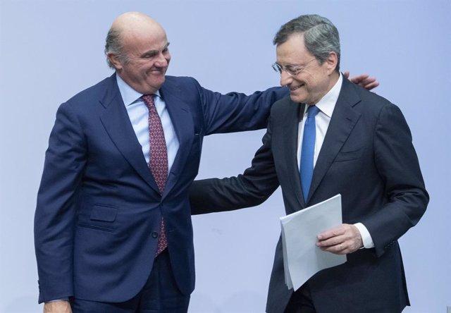 BCE.- Guindos tampoco apoyó por completo el último paquete de estímulos de Dragh