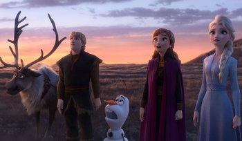 Foto: Frozen 2 bate un nuevo récord en taquilla