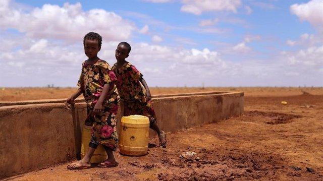 COP25.- Cerca de 17 millones de niños en África sufren hambre por la crisis clim