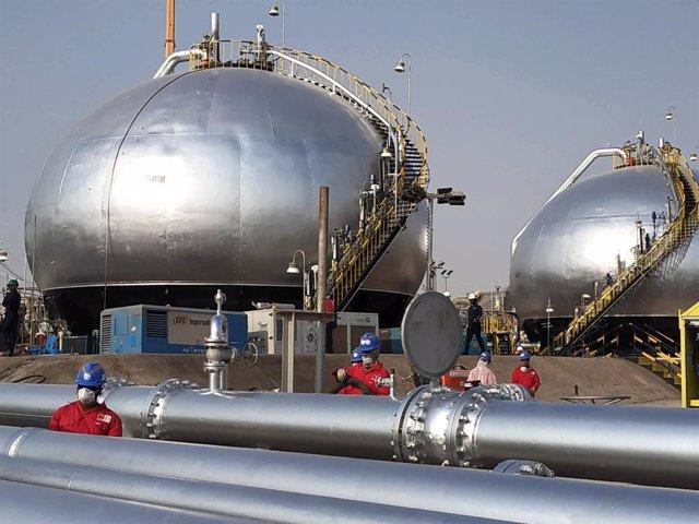 Arabia Saudí.- Inversores institucionales suscriben 35.000 millones de la OPV de
