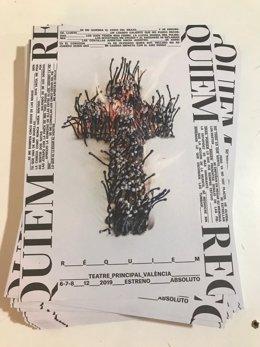 El Institut Valencià de Cultura presenta el estreno mundial de 'Requiem' de Cienfuegosdanza
