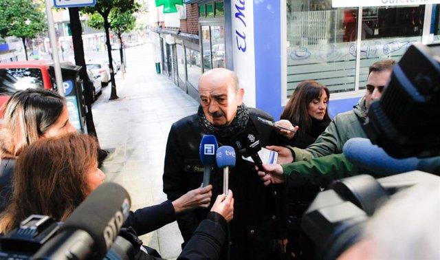 José  María Mazón, diputado del PRC en el Congreso