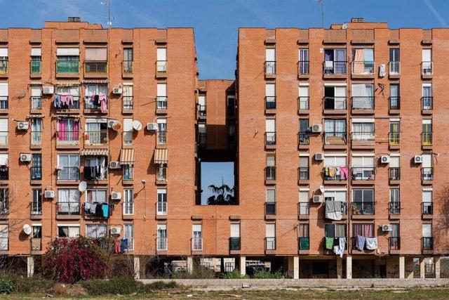 Grupo de viviendas en Alfafar