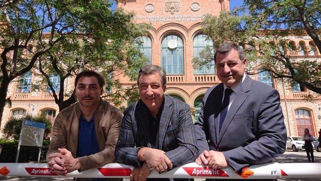 Els germans Roca impulsen un curs de Cincies sensorials i creativitat en la gastronomia