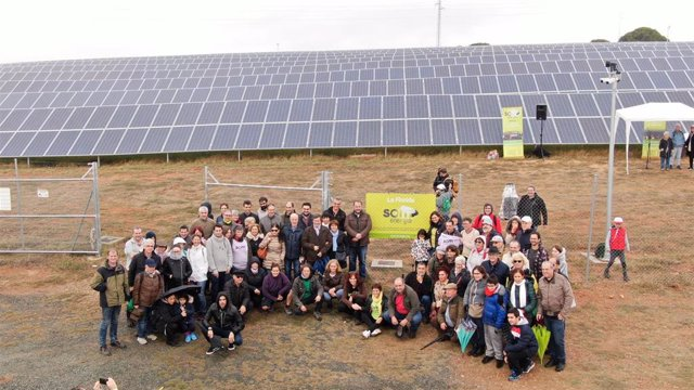 Nueva planta fotovoltaica de Lora del Río