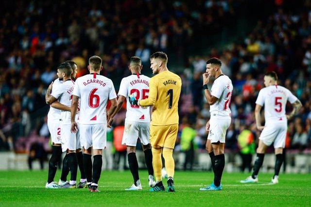 Fútbol.- El Sevilla y LaLiga participan en el proyecto 'Shield of Honor', que pr