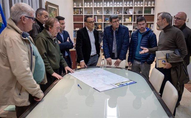 Acuerdo entre la Diputación y la Federación Andaluza de Montañismo.