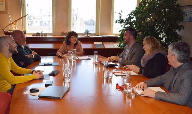 Soler (ACM) comparte con Jordà la agenda municipalista sobre ámbito rural y desp