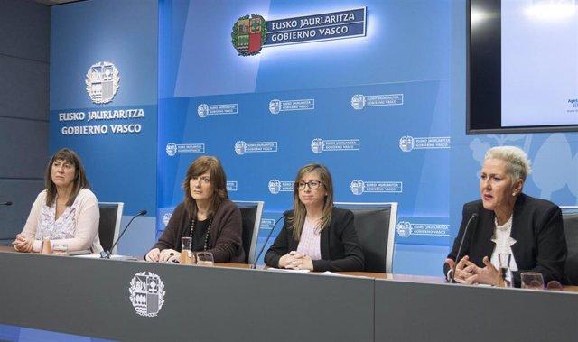 Euskadi pone en marcha una herramienta informática para detectar la violencia hacia niñas, niños y adolescentes