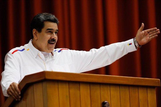 """Venezuela.- Maduro alerta de posibles """"escarceos armados"""" de EEUU y Colombia en la frontera"""