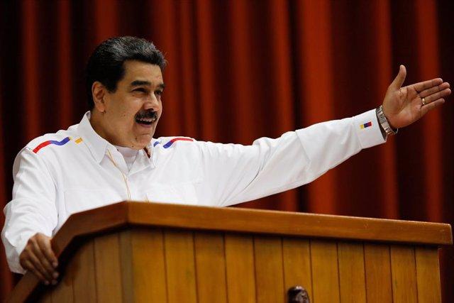 COP25.-Maduro carga contra los negacionistas del cambio climático: Quien no lo v