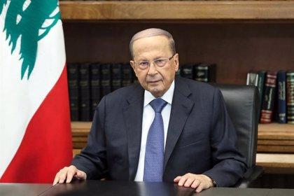 """Líbano.- El presidente de Líbano asegura que el próximo Gobierno aprobará medidas """"que satisfarán a todos los libaneses"""""""