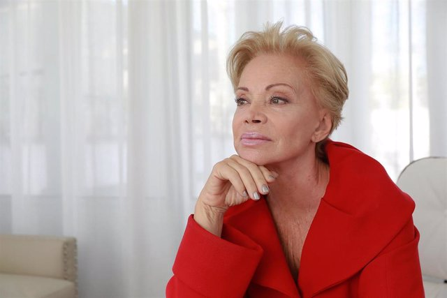 Paloma San Basilio regresa con un disco, 7 años después