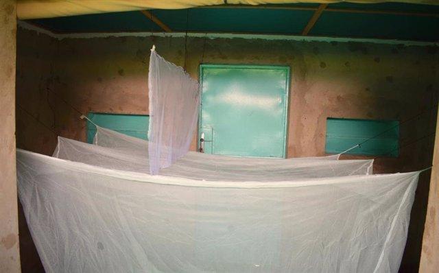 Nuevo mosquitero para combatir la malaria